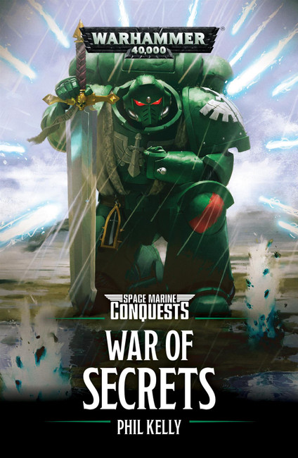 Space Marine Conquests: War Of Secrets (Paperback), Warhammer Black Library