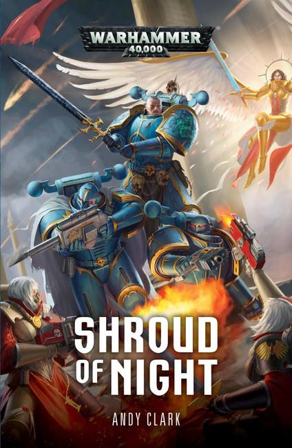 Shroud Of Night (Paperback), Warhammer Black Library
