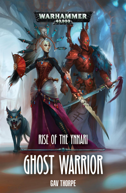 Ghost Warrior: Rise Of The Ynnari (Paperback), Warhammer Black Library