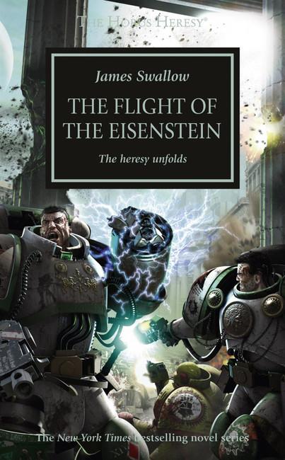 Horus Heresy: Flight Of The Eisenstein, Warhammer 40,000, 40k, Black Library