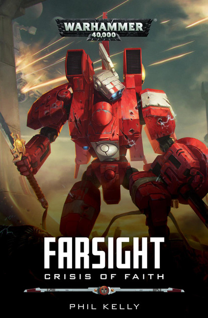 Farsight: Crisis Of Faith (Paperback), Warhammer 40,000, 40k, Black Library