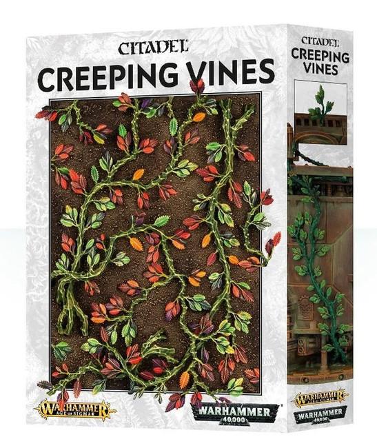 Citadel Creeping Vines, Citadel Hobby, Warhammer 40,000/Age of Sigmar