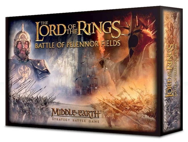 Lord of the Rings: Battle Of Pelennor Fields (Eng), Warhammer 40,000, 40k