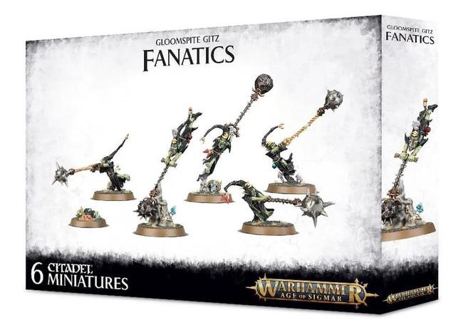 Gloomspite Gitz: Fanatics, Warhammer Age of Sigmar