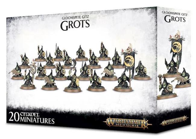 Gloomspite Gitz Grots, Warhammer Age of Sigmar