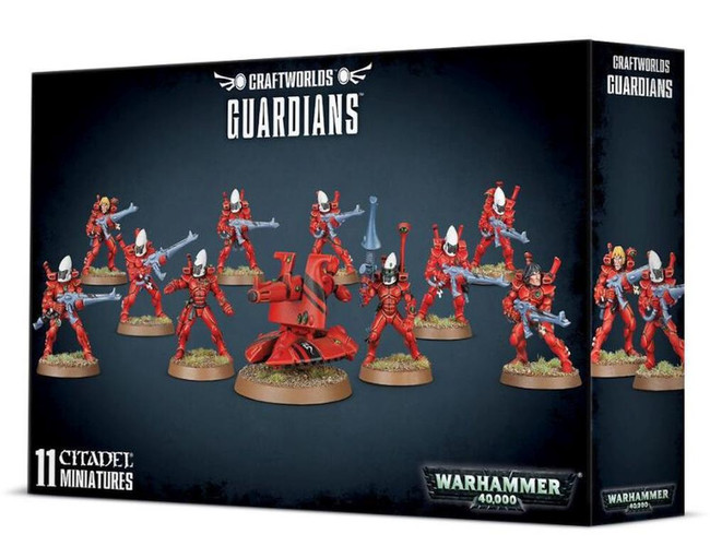 Craftworlds Guardians, Warhammer 40,000, 40k, Games Workshop
