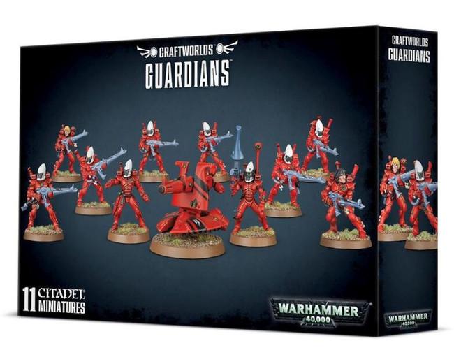 Craftworlds Guardians, Warhammer 40,000, 40k, Games Workshop