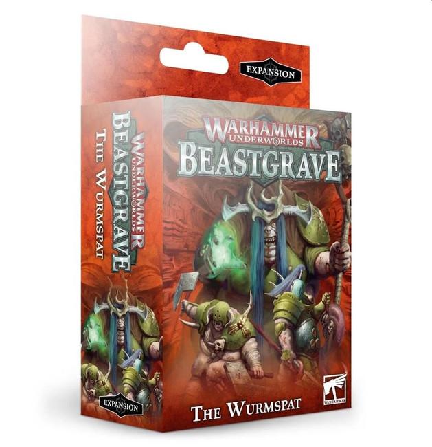 Warhammer Underworlds: The Wurmspat (English)