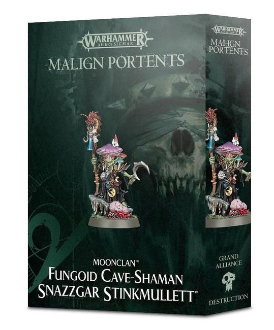Moonclan Snazzgar Stinkmullett, Warhammer Age of Sigmar