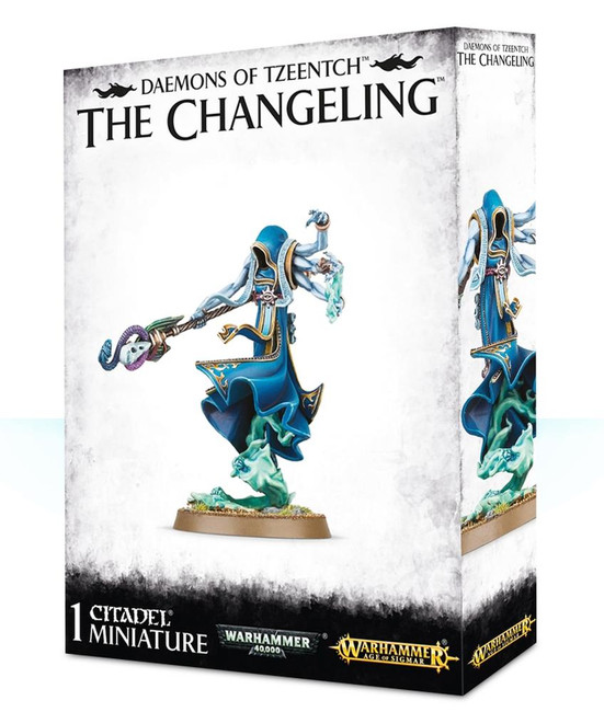 Daemons Of Tzeentch The Changeling, Warhammer Age of Sigmar