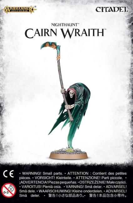 Nighthaunt Cairn Wraith, Warhammer Age of Sigmar