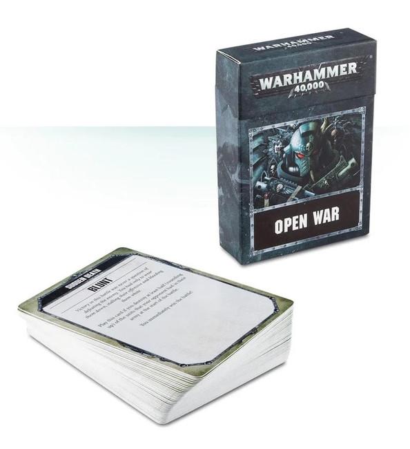 Warhammer 40,000, Open War Cards