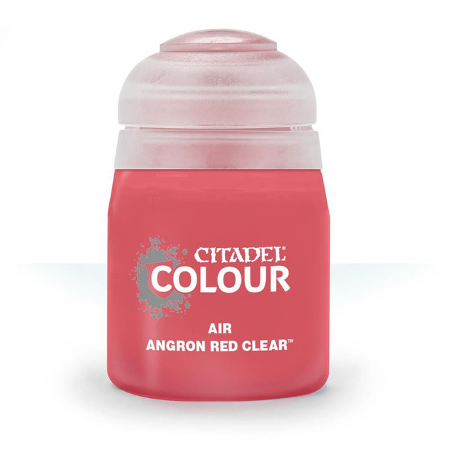 Air Brush Paint: Angron Red Clear (24ml) , Citadel/Warhammer Hobby