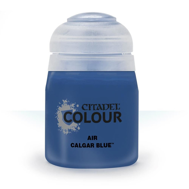 Air Brush Paint: Calgar Blue (24ml) , Citadel/Warhammer Hobby
