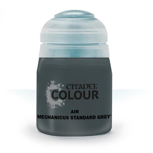 Air Brush Paint: Mech Standard Grey (24ml) , Citadel/Warhammer Hobby