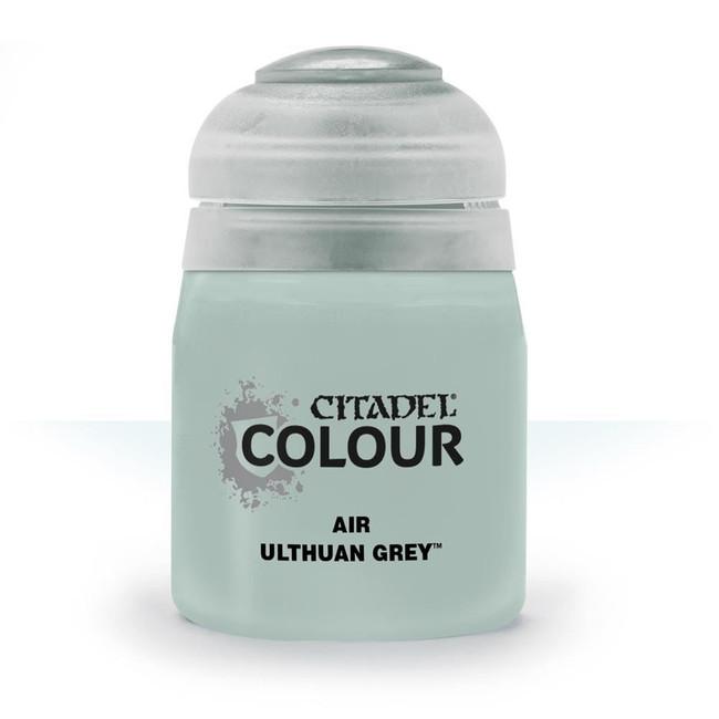 Air Brush Paint: Ulthuan Grey (24ml) , Citadel/Warhammer Hobby