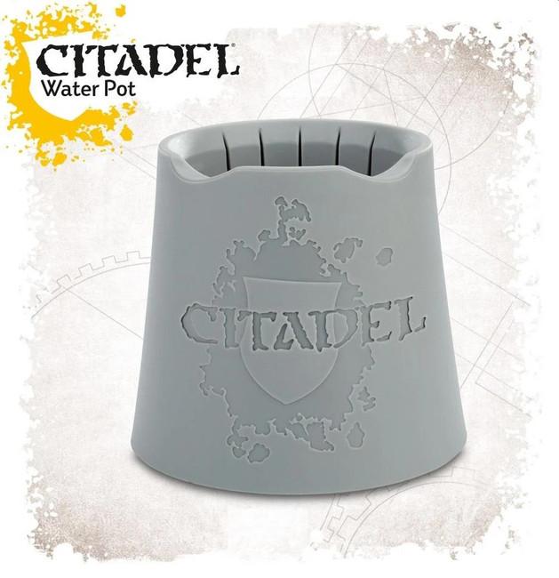 Citadel/Warhammer Hobby Water Pot, Age of Sigmar/40,000/Minatures