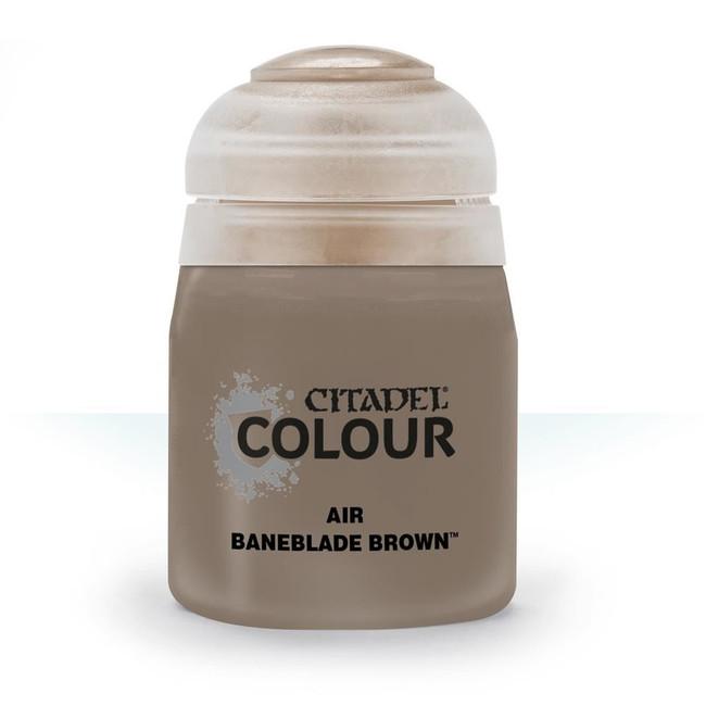 Air Brush Paint: Baneblade Brown (24ml) , Citadel/Warhammer Hobby