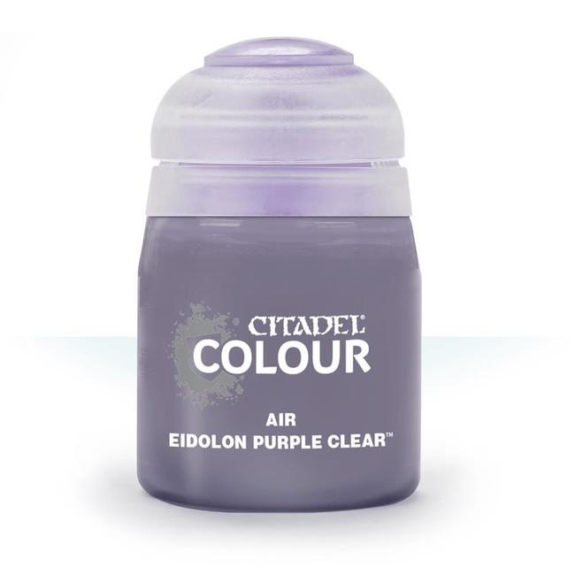 Air Brush Paint: Eidolon Purple Clear (24ml), Citadel/Warhammer Hobby