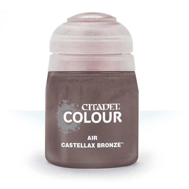 Air Brush Paint: Castellax Bronze (24ml) , Citadel/Warhammer Hobby