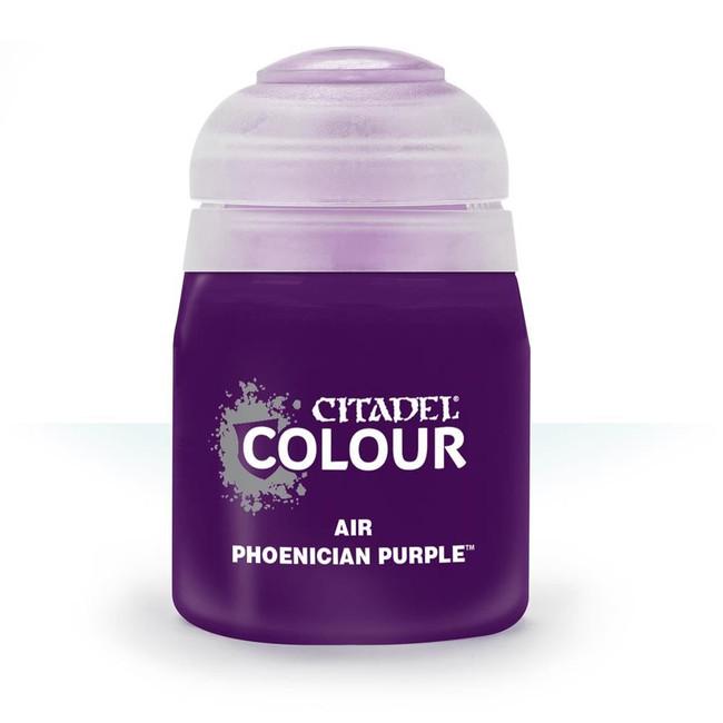 Air Brush Paint: Phoenician Purple (24ml) , Citadel/Warhammer Hobby