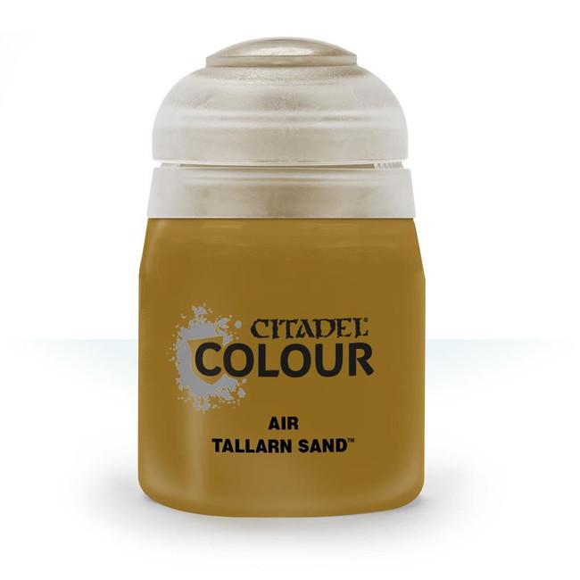 Air Brush Paint: Tallarn Sand (24ml) , Citadel/Warhammer Hobby