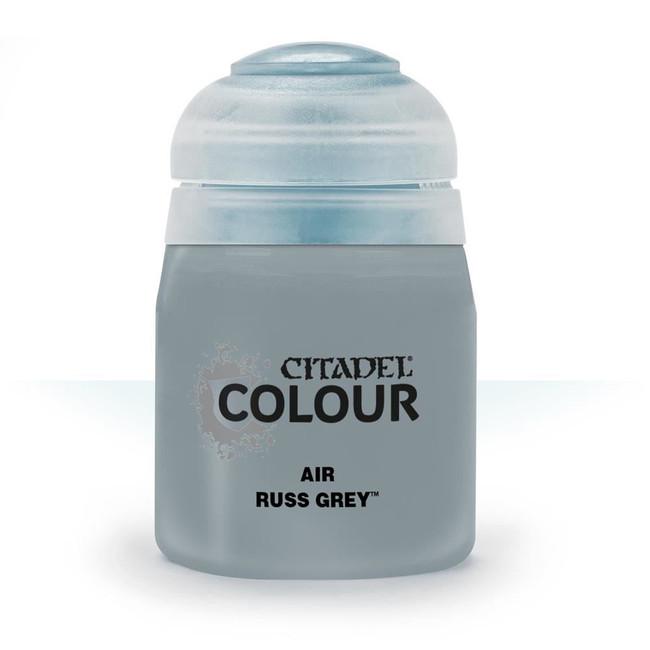 Air Brush Paint: Russ Grey (24ml) , Citadel/Warhammer Hobby