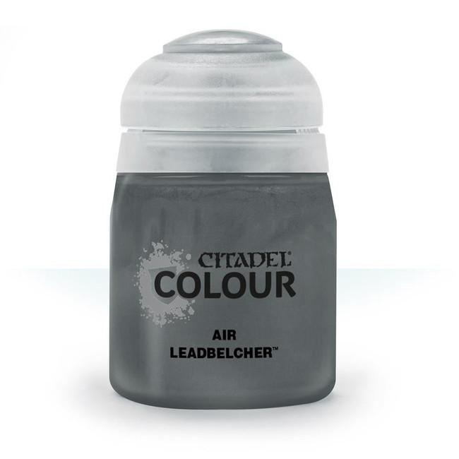 Air Brush Paint: Leadbelcher (24ml) , Citadel/Warhammer Hobby