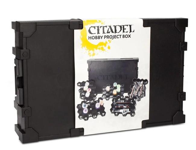 Citadel/Warhammer Hobby Hobby Project Box, Age of Sigmar/40,000/Minatures