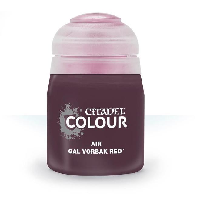 Air Brush Paint: Gal Vorbak Red (24ml) , Citadel/Warhammer Hobby