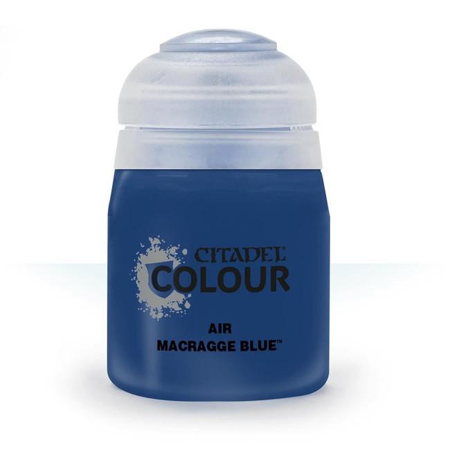 Air Brush Paint: Macragge Blue (24ml) , Citadel/Warhammer Hobby