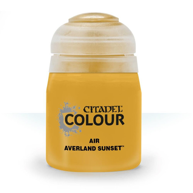 Air Brush Paint: Averland Sunset (24ml) , Citadel/Warhammer Hobby