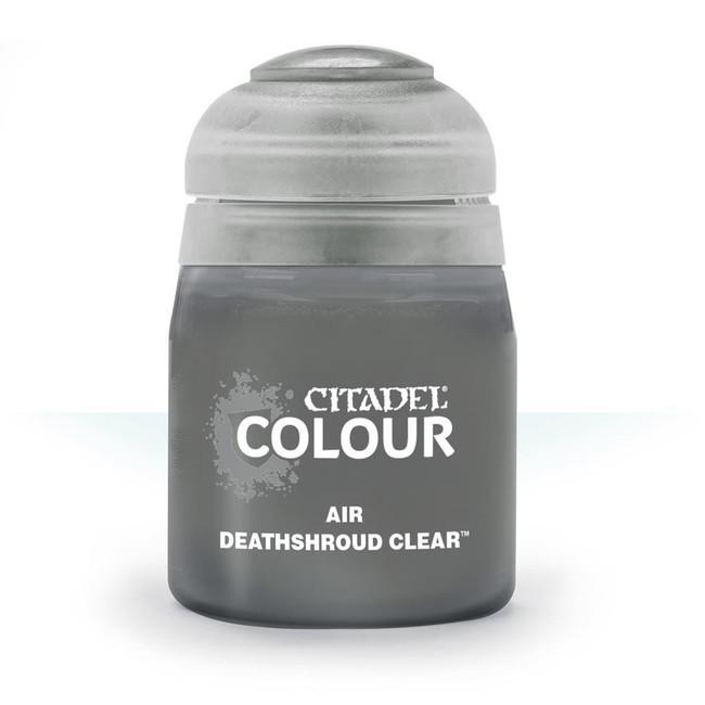 Air Brush Paint: Deathshroud Clear (24ml) , Citadel/Warhammer Hobby