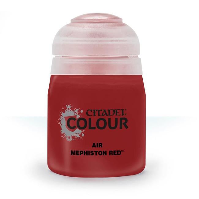 Air Brush Paint: Mephiston Red (24ml) , Citadel/Warhammer Hobby