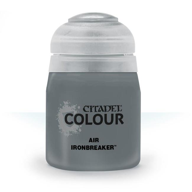 Air Brush Paint: Ironbreaker (24ml) , Citadel/Warhammer Hobby