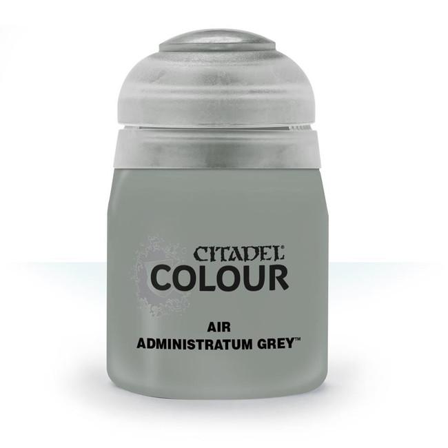 Air Brush Paint: Administratum Grey (24ml) , Citadel/Warhammer Hobby