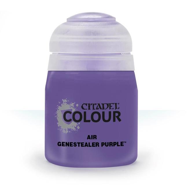 Air Brush Paint: Genestealer Purple (24ml) , Citadel/Warhammer Hobby