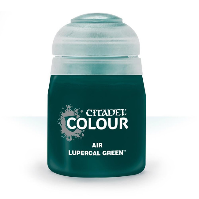 Air Brush Paint: Lupercal Green (24ml) , Citadel/Warhammer Hobby