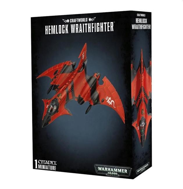 Craftworlds Hemlock Wraithfighter, Warhammer 40,000, 40k, Games Workshop