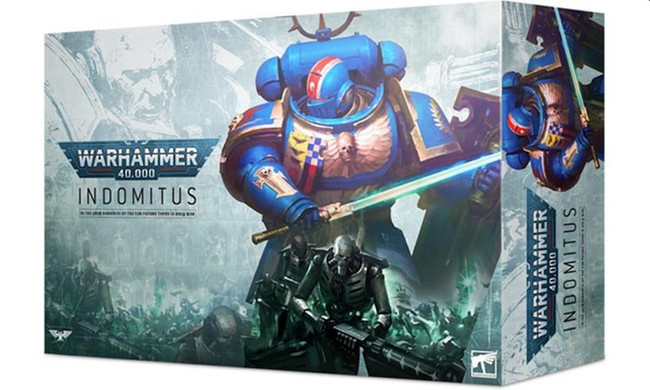 PRE ORDER: Indomitus (English), Warhammer 40,000