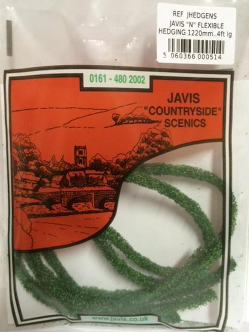 Javis: NFlexible Hedging 4ft., Wargaming/Model Railway Terrain/Scenery