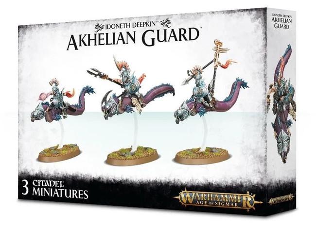 Idoneth Deepkin: Akhelian Guard, Warhammer Age of Sigmar