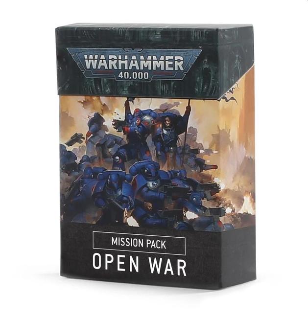 Warhammer 40,000: Mission Pack: Open War (English), Warhammer 40,000