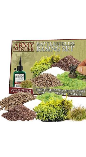 The Army Painter - Battlefield Basing Set, Wargaming/Modeling Terrain/Scenery