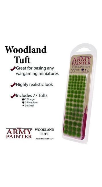 The Army Painter - Woodland Tuft, Wargaming/Model Railway Terrain/Scenery