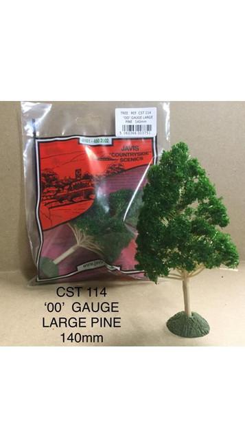 Javis: OO Large Pine Tree, Wargaming/Model Railway Terrain/Scenery