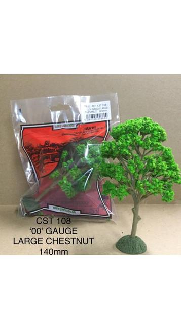 Javis: OO Large Chestnut Tree, Wargaming/Model Railway Terrain/Scenery