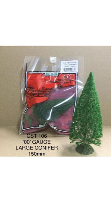 Javis: OO Conifer Tree, Wargaming/Model Railway Terrain/Scenery