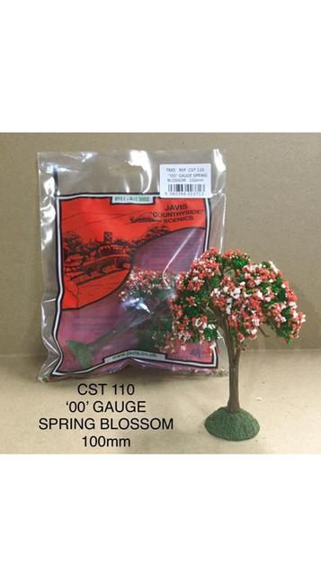 Javis: OO Spring Blossom Tree, Wargaming/Model Railway Terrain/Scenery