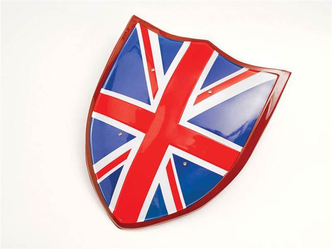 Union Jack Shield.